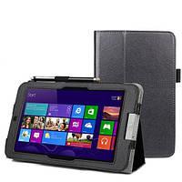 Черный чехол для Acer Iconia W3-810