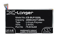 Аккумулятор для BLU L132L 2000 mAh