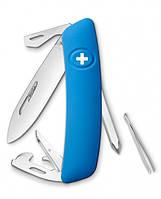 Нож Swiza D04 синий
