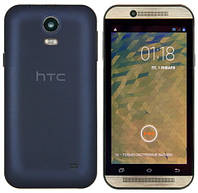 "HTC M8 экран 4.5"" 2 ядра, WiFi, 2 sim, Android 4.2.2, камера 12MP, GPS - Черный, Белый, Золотой"