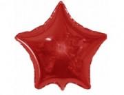 Шар Звезда фольгированный