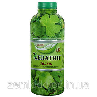 Хелатин Железо 1,2 л.