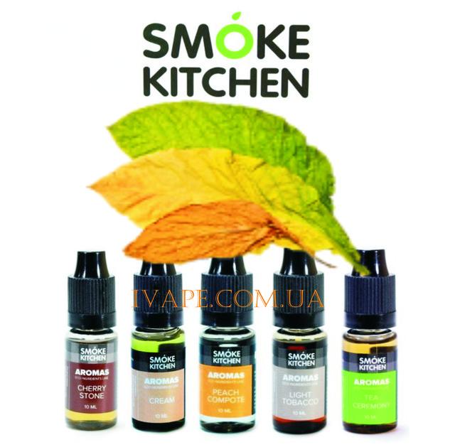 Табачные ароматизаторы SMOKE KITCHEN JAM
