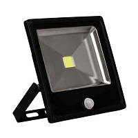 Светодиодный прожектор с датчиком движения Feron LL-863 50W (32001) холодный свет