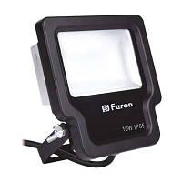 Прожектор светодиодный уличный Feron LL-410 10W (12995) холодный свет