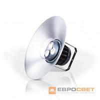 Led светильник для высоких потолков Евросвет EVRO-EB-120-03 с расеивателем 6400K