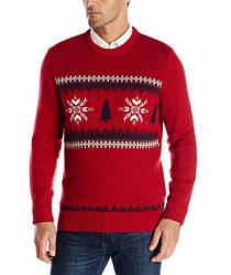 Мужской свитер Dockers - Red (XXL)