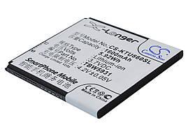 Аккумулятор для K-Touch U86 1600 mAh