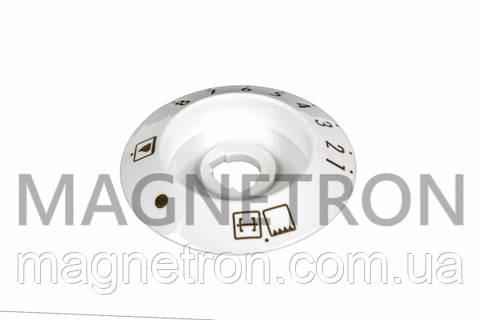 Лимб (диск) ручки регулировки для плит Gorenje 378223