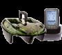 Carpboat Camo + Эхолот TF-500