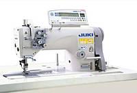 Juki LH-3578AGF Двухигольная швейна машина човникового стібка з великим човником