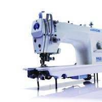 Jack JK-5559W Промышленная прямострочная швейная машина с обрезкой края изделия