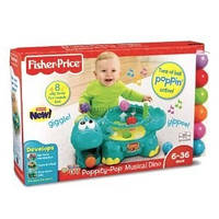 Музыкальная игрушка Fisher-Price Muscial Dino , фото 1