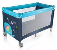 Детская кровать-манеж Simple 2012, Baby Design
