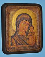 Икона православная Богородица Одигитрия Казанская