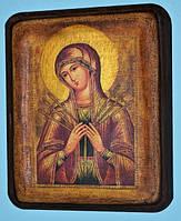 Икона православная Богородицы Умягчение злых сердец