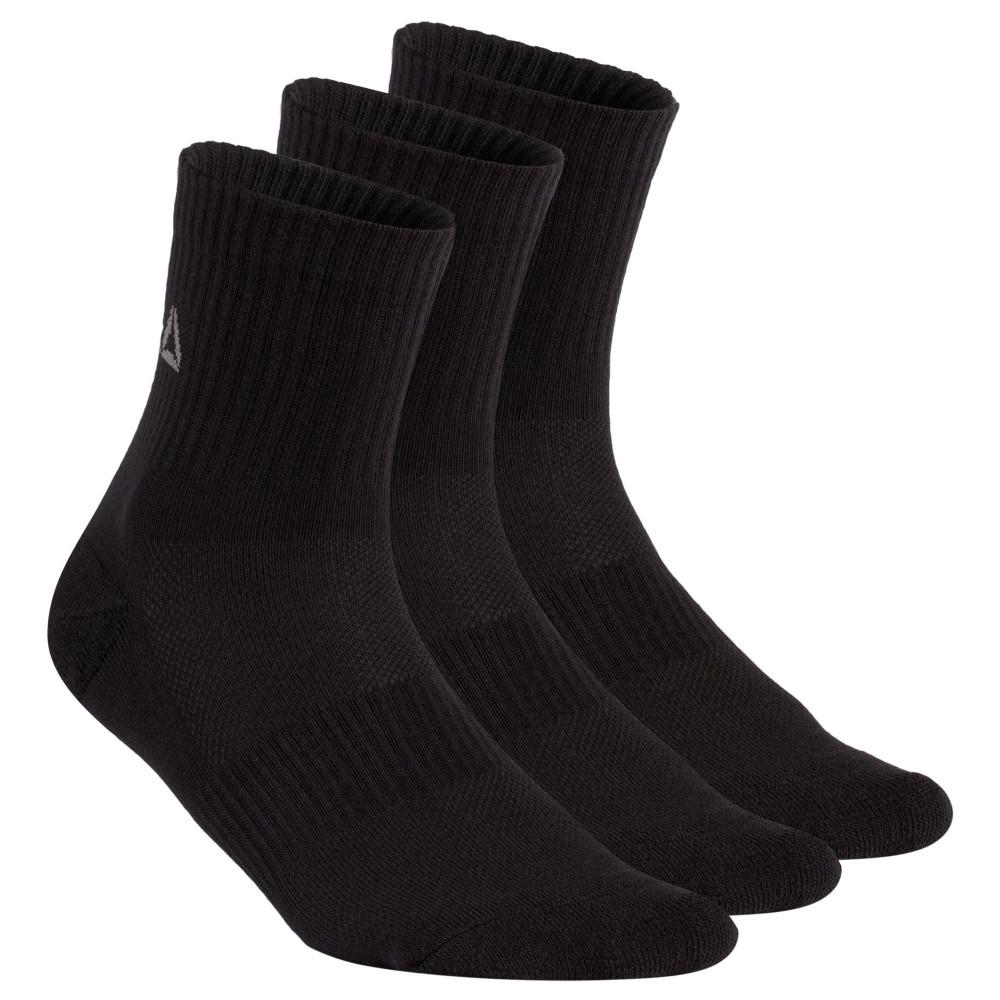 Носки reebok mid crew sock 3 pairs (Артикул: AJ6246)