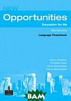 Olivia Johnston et al. Opportunities Global Elementary Language Powerbook New Edition