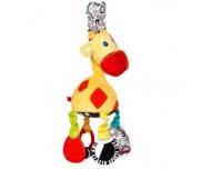 Игрушка развивающая подвесная Жираф Kids II 8976