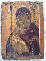 Икона православная Богородица Владимирская