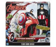 AVN Титаны: Фигурки Мстителей на  транспортном средстве в ассорт B0431 HASBRO