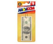 Ароматизатор Антикризис-доллар, персик Aromcom 000710
