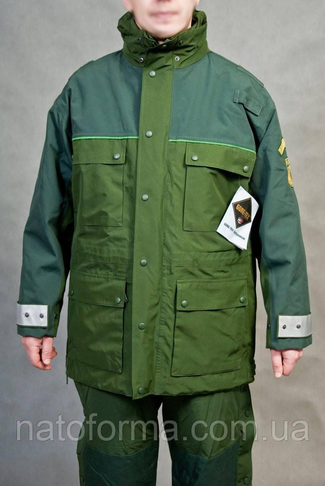 Мембранная куртка полиции Германии. Оригинал. Мембрана Gore-Tex.