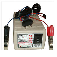 Зарядное устройство «АИДА-5s» (12В АКБ 4-75А*час). Под заказ с перекл. гелевый/кислотный