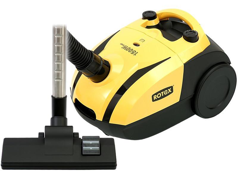 Пылесос ROTEX RVB03-P с мешком для сбора пыли
