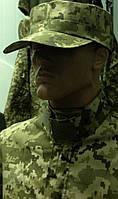 Кепка армейская камуфляжная пиксель.