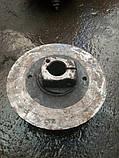 Диск ДОН (ступица) ведущий муфты мотов., шнека жатки, наклонной кам, фото 2