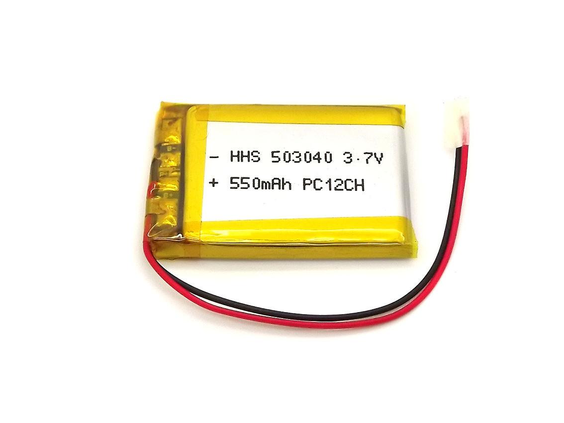 Аккумулятор для MP3 плееров 550 mah