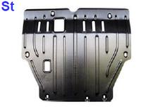Защита картера VOLKSWAGEN Polo Classic v-1,4;1,9SD  c1996-2000г.