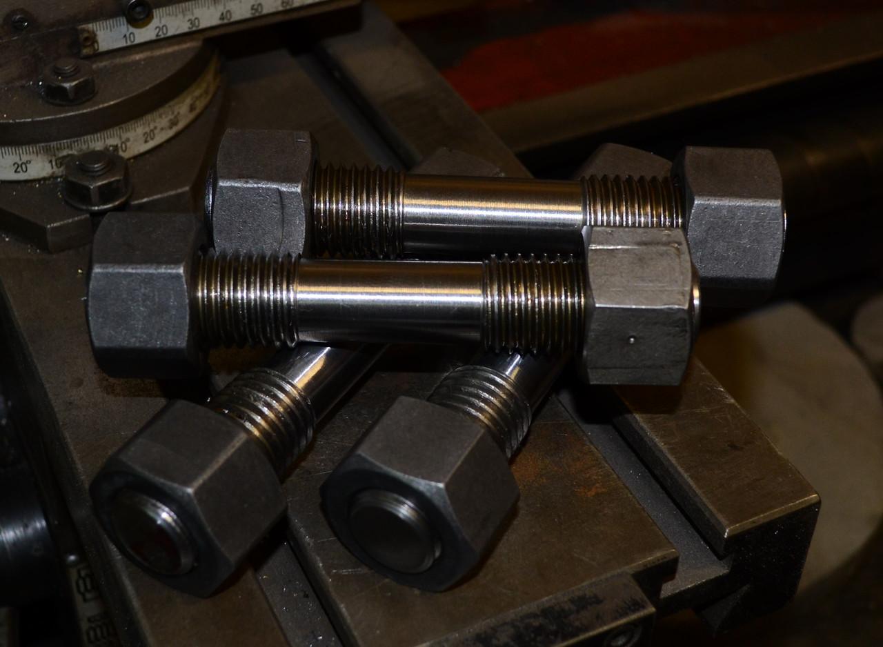 Шпилька гост 9066-75, купить шпильки для фланцевых соединений от.