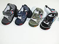Текстильная обувь для мальчиков, размеры 20,21, арт. A 9355