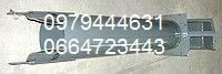 Кожух зернового шнека наклонный ДОН-1500Б
