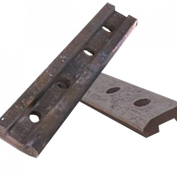 Накладки рельсовые Р-18 ГОСТ 8141-56 (скрепление рельсовое для железных дорог узкой колеи