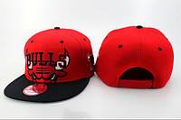 Кепка Snapback Chicago Bulls / NR-SNB-498