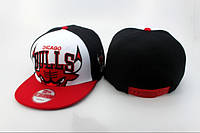 Кепка Snapback Chicago Bulls / NR-SNB-502