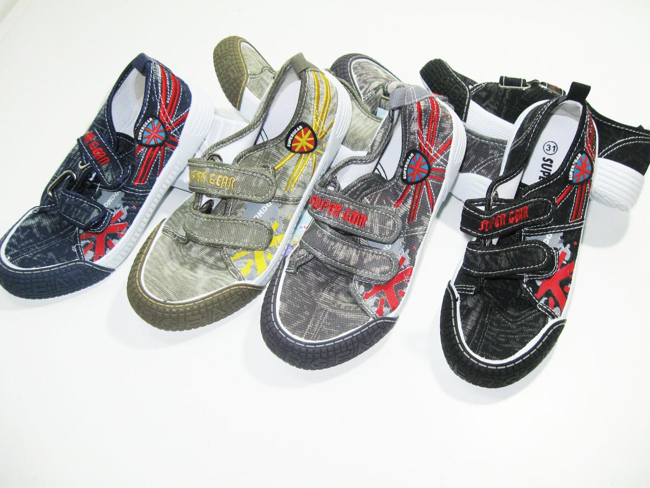 Текстильная обувь для мальчиков, размер 30. арт. 9408