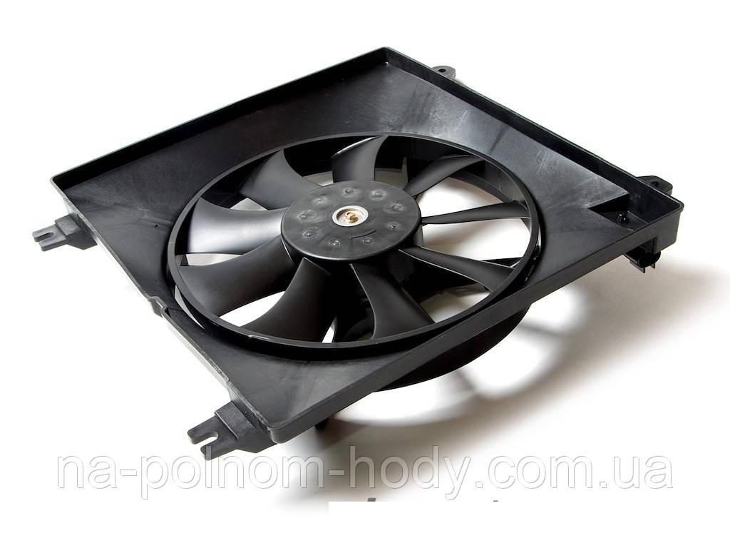Вентилятор Охлаждения в сборе Tacuma 1.8/ 1.6 (SHK) Корея