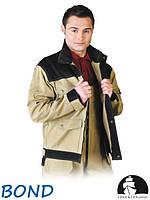 Куртка защитная с утеплителем из полара LH-DILMER KB