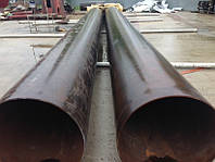 Изготовление и монтаж промышленных стальных дымовых труб с устройством фундаментов , газоходов , растяжек, пло