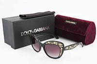 Очки солнечные брендовые женские Dolce&Gabbana DG4282 501/T3 3N