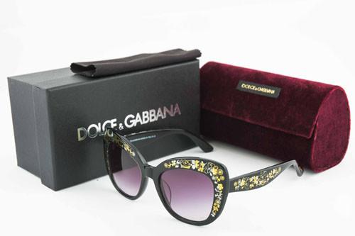 Солнцезащитные очки брендовые женские Dolce&Gabbana DG4282 503/T3 3N