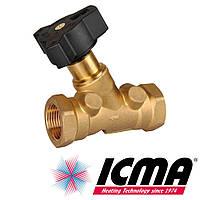 """Балансировочный вентиль 1/2"""" Icma арт. c 299"""