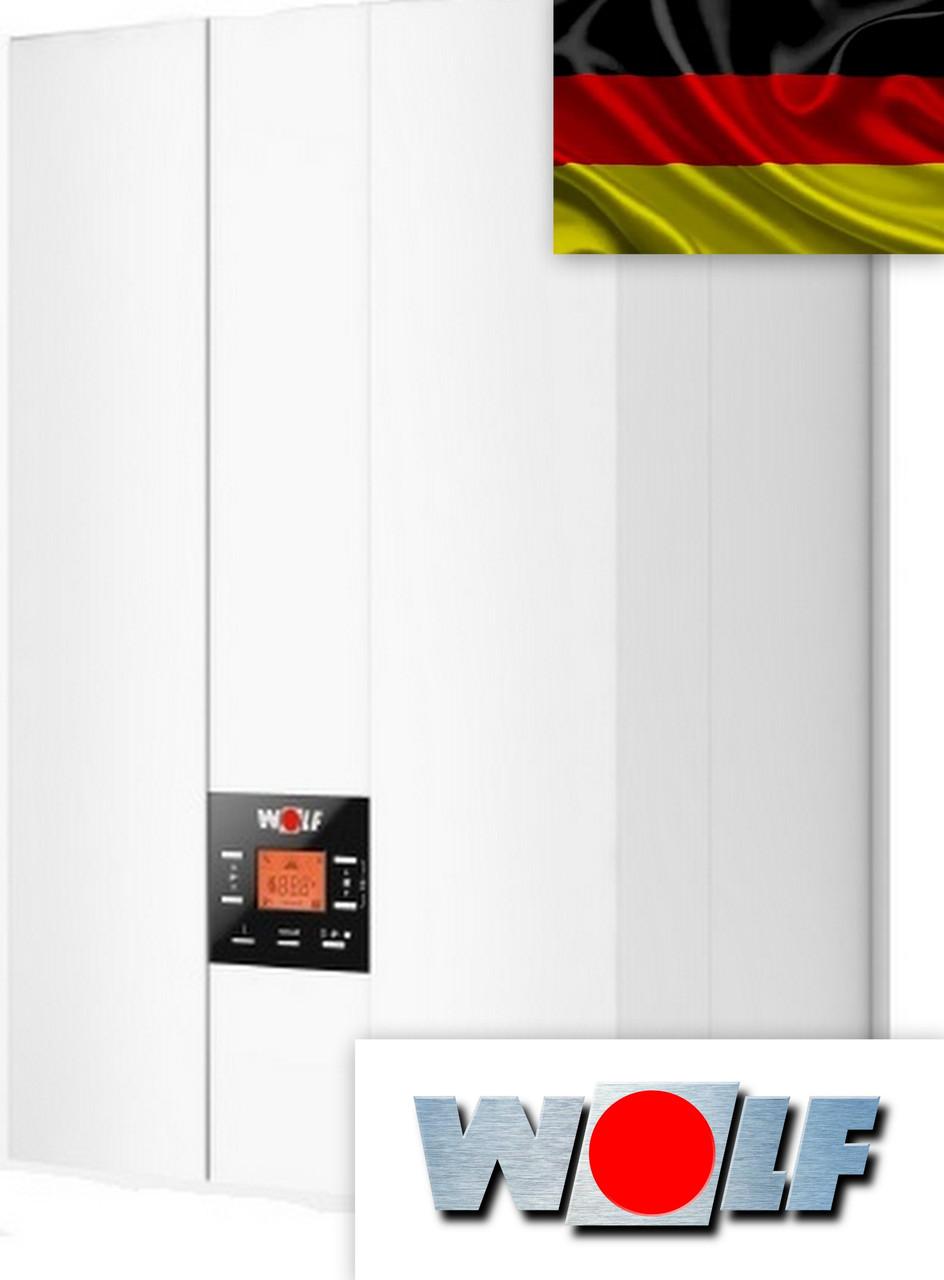 Газовый котел  WOLF FGB - K 35 кВт двухконтурный
