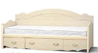 Кровать односпальная Ш Селина ММ  /  Ліжко односпальне Ш Селіна ММ