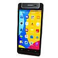 """Сенсорный мобильный телефон X-BO V5 Android 4.4 2SIM 5.0"""" вращающаяся камера, фото 2"""