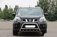 Кенгурятник (передняя защита) Nissan X-Trail T31 (2007+)